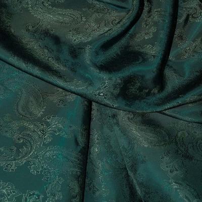 Paisleyfutter dunkelgrün