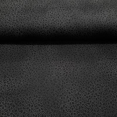 Basic Twist schwarz grau Punkte