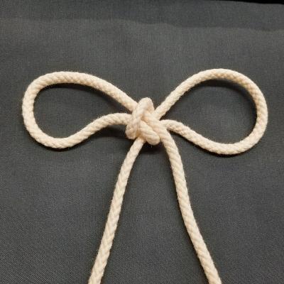 Baumwollkordel natur 8 mm