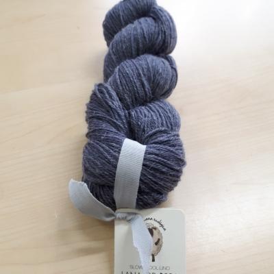 Slow Wool Lino grau 12