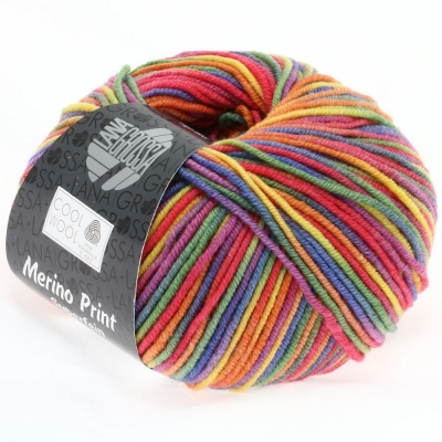 Cool Wool Print 703