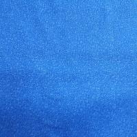 Blaugemustert