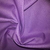 Kleingemustert violett