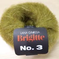 Brigitte No. 3 oliv