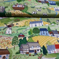 Village life  Bauernhof