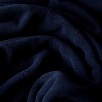 Hochwertiger Thermo Fleece antipilling dunkelblau