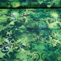 Hochwertiger Dekostoff  Celtic green 280 cm breit