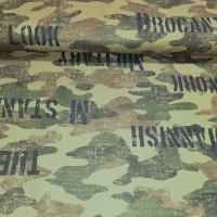 Leinen Camouflage