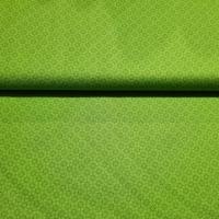 Kravattenmuster grün