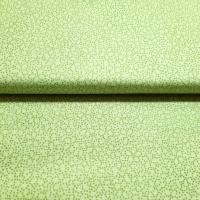 Hellgrün gesprenkelt