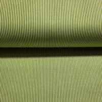 Feine Streifen grün