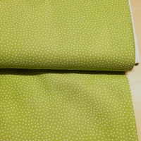 Punkte natur kiwi grün