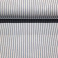 Streifen hellblau 3 mm