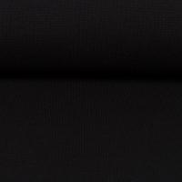 Bündchen Grobstrick schwarz