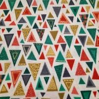 Patchworkstoff Rhapsody Triangles