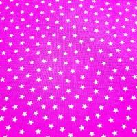 Patchworkstoff pink mit Sternen