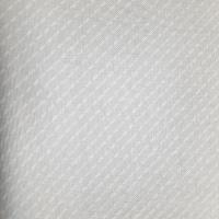 Patchworkstoff Basic hellgrau mit Digonal Streifen