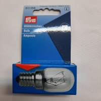 Glühbirne für Nähmaschine mit Schraubfassung