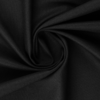 Canvas schwarz Ökotex Standard 100
