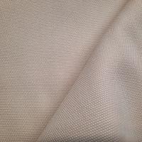 Dekostoff  sand  290 cm breit in Panamaoptik-hochwertig