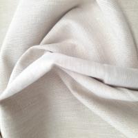 Leinen  Baumwolle natur ungebleicht