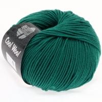 Cool Wool Uni Petrolgrün