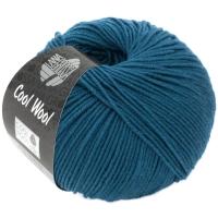 Cool Wool Uni Petrolblau