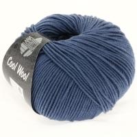 Cool Wool Uni Jeansblau