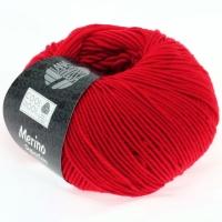 Cool Wool Uni Hochrot