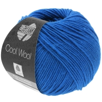 Cool Wool Uni Royalblau