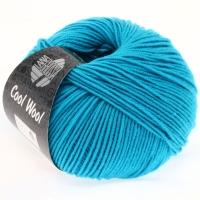 Cool Wool Uni Türkis