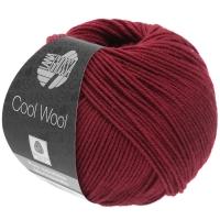 Cool Wool Uni Rubinrot