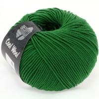 Cool Wool Uni Grasgrün