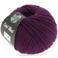 Cool Wool Uni Dunkellila