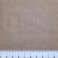 Patchworkstoff mit Streifen braun