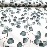 Dekostoff Eukalyptus, traumhaft harmonische Farben