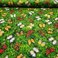 Schmetterlingswiese Dekostoff