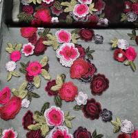 Blüten Softtüllspitze, traumhafte Farben