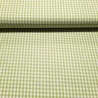 Karo Grün Weiß 3 mm