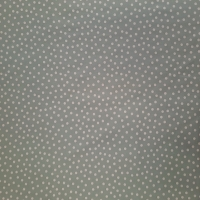 Patchworkstoff Punkte olivgrün