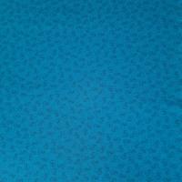 Patchworkstoff Basic dunkelblau mit Ranken