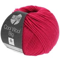 Cool Wool Big Uni Purpurrot