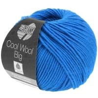 Cool Wool Big Uni Royalblau