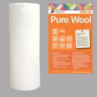 100% Pure Wool 240cm breit