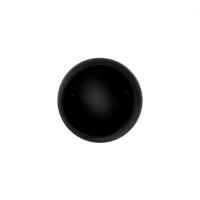 Sicherheitsaugen 7mm Schwarz