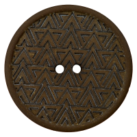 Hanfknopf Dunkeloliv 20mm