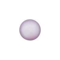 Kunststoffknopf Perle Flieder 11mm