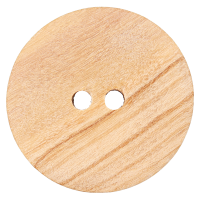 Standard Holzknopf natur