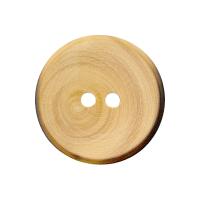 Standard Holzknopf braun