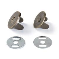 Magnetverschluß altmessing 19mm